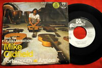 """MIKE OLDFIELD PORTSMOUTH/ARGIERS 1976 EXYU 7"""" PS"""