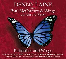 DENNY Laine Cavallina Paul McCartney & Wings & Moody Blues-burro... DIGIPAK-CD - 700016