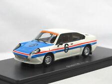 Avenue43 / Autocult 60035 Skoda 739 Motorsport Prototyp 1981 1/43 Limitiert