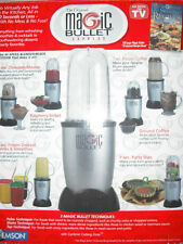 magic bullet blender and mixer 17 PC NEW