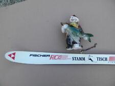 1985 FISCHER SCHI SKI RIED STAMMTISCH Belegschaft RC4 Vacuum Technik Racingbase