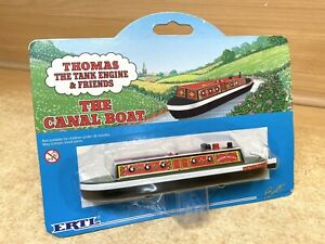 ERTL Thomas The Tank Engine & Friends: THE CANAL BOAT *BRAND NEW*.