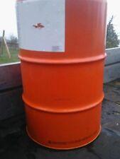 Paket 11 Stück 60 Liter Metallfass Tonne Brenntonne Feuertonne Blechfass