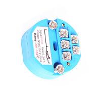 4-20MA -50~150℃ RTD PT100 SBW Temperature Sensor Transmitter Module T8