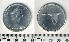 Canada 1967 - 1 Dollar Silver Coin - Elizabeth II - Confederation Centennial -#1