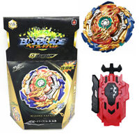 Bey Blade Burst GT B139 Starter Wizard Fafnir Rt Rs with Launcher-high Quality