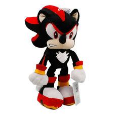 "Cute Plush Doll Brand GE-8967 12"" Shadow the Hedgehog Sonic Great Eastern Model"
