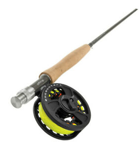 ORVIS ENCOUNTER OUTFIT 906-4 9' FT #6 WT 4 PC FLY ROD & REEL KIT - IN STOCK!