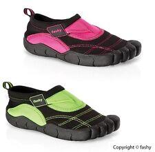 Fashy Lagos Aqua-Schuhe Wasserschuhe Badeschuhe neopren 28-35 NEU