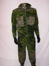 Canadian Digital CADPAT/ Pattern Fleece Sets    Sz: X Large/ Commercial item