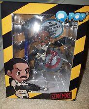 Loot Crate Sdcc Exclusive Q-Pop Ghostbusters Zeddemore