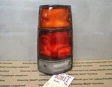 1989-1997 Isuzu Amigo Rodeo Pickup 1994-1997 Passport Left oem tail light 11 1N2