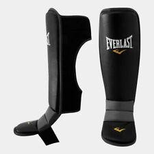 EVERLAST MMA Protège-tibia Black/Red Taille S/M Neuf