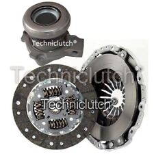 NATIONWIDE 2 PART CLUTCH KIT AND CSC FOR VAUXHALL VECTRA HATCHBACK 2.5I GSI