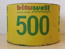 bituwell Mauersperrbahn R500 besandet 12 cm Sperrbahn Dachpappe Isolierpappe