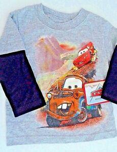 Boy's Cars Mater Shirt 12 months