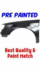 New PRE PAINTED Driver LH Fender for 2006-2010 Volkswagen Passat w Free Touchup