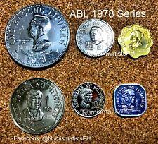 Ang Bagong Lipunan (ABL) Coin Series 1978 Franklin Mint