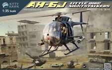 Kitty Hawk 1/35 AH-6J Little Bird Nightstalkers Helicopter #50003 *New release*