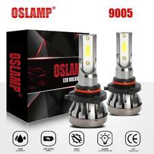 Pair MINI LED Headlight Kit 9005 HB3 H10 9140 9145 1500W 6000K 225000LM Bulbs