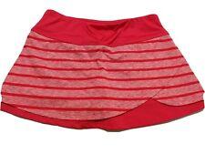 BOLLE Pink Bollé Size S Tennis Golf Stretch High Performance Skirt Shorts Skort