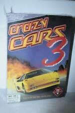 CRAZY CARS 3 GIOCO USATO OTTIMO COMMODORE 64 EDIZIONE ITALIANA FR1 55744