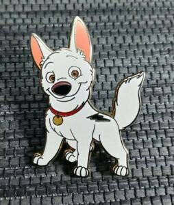 Bolt the Dog Standing and Smiling Pin Authentic Disney parks ,pin trading