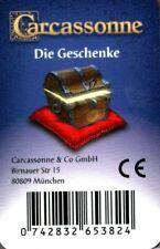 HiG - Carcassonne - DIE GESCHENKE/THE GIFTS - Promo Spiel 2021