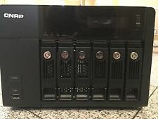 QNAP TS-639 Pro Turbo NAS - NAS server - 3 TB