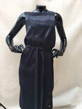 Tommy Hilfiger Women's CAMILLA MIDI dress navy blue 4