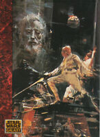 1993 Topps Star Wars Galaxy #49 the Art of John Berkey Artist Card