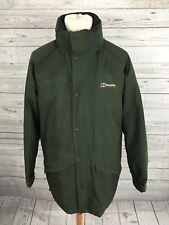 Mens Berghaus Gore-Tex Jacket - Medium - Green - Good Condition