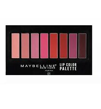 Maybelline Lip Studio Lip Color Palette, 0.14 oz. ~ Shade 01