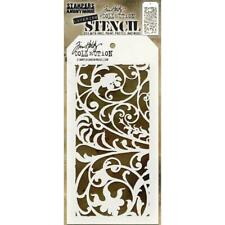 Tim Holtz Stampers Anonymous Layering Stencil Ironwork Ths148