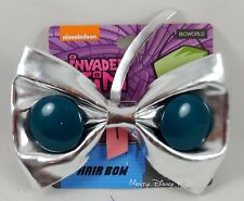 New Nickelodeon Invader Zim Alien Gir Cosplay Hair Bow Pin Clip Costume Dress-Up