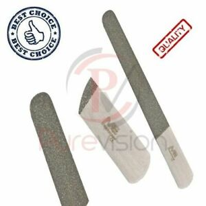 Best Stainless Steel Nail File Diamond Coated Pedicure Manicure NAIL FILE