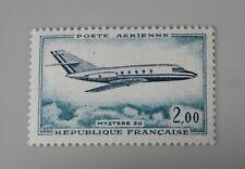 France année 1965 Poste aérienne 42 PA42  Neuf luxe ** Mystère 20