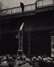 1931/72 Vintage 11x14 FETE FORAINE Fairground Funfair France Photo ANDRE KERTESZ