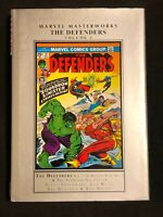 Marvel Masterworks The Defenders, Vol. 2, HC, 1st printing, NM/M Condition