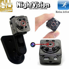 Mini 1080P Hd Dvr Hidden Spy Camera Ir Lamps Motion Detection Video Recorder Cam