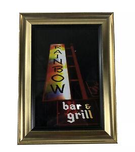 Rainbow Bar & Grill Framed 4x6 Photo Rock N Roll Sunset Strip Los Angeles