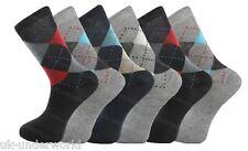 High Impact 12 Pack Cotton Rich Socks Size 6-11 Td079 YY 09