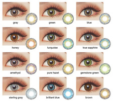 1 Pair Halloween Eyes Cosmetic Circles Decorations Makeup Party Cosplay 1 Year