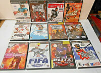 Playstation 2 Video Game Collection PS 2  (12) Different Games All For 1 Money!!