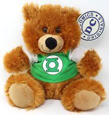DC Comics Green Lantern Bear Stuffed  Plush Animal Super Friends ToyFactory