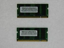 New 4GB (2x 2GB Kit) Fujitsu LifeBook A3110 A3120 A3130 S2210 S2710 DDR2 Memory