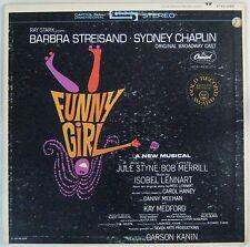 Barbra Streisand Sydney Chaplin 33 tours Funny Girl