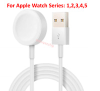 Magnetic Charging Dock USB Charger Cable For Apple Watch iWatch Series 5 4 3 2 1