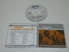 Stan Getz and Oscar Peterson Trio / the Silver Collection (Verve 827 826-2) CD