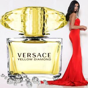 New Versace Yellow Diamond For Woman Eau de Toilette 5ml / 0.17 OZ Travel Size